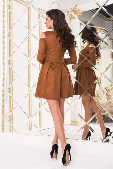 Повседневное платье 7220e, фото 2