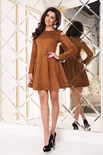 Повседневное платье 7220e, фото 3