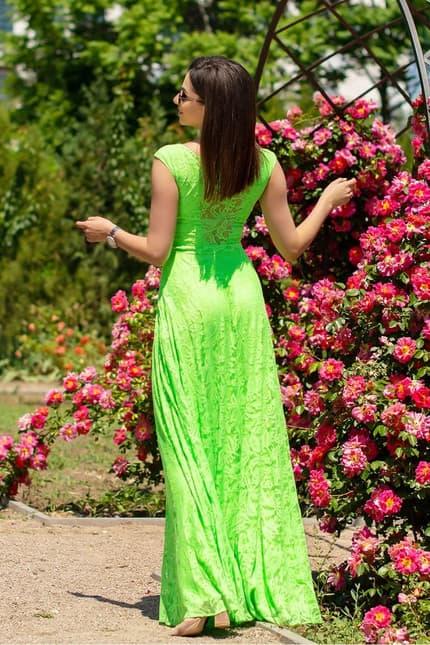 Вечернее платье 6110e, фото 2