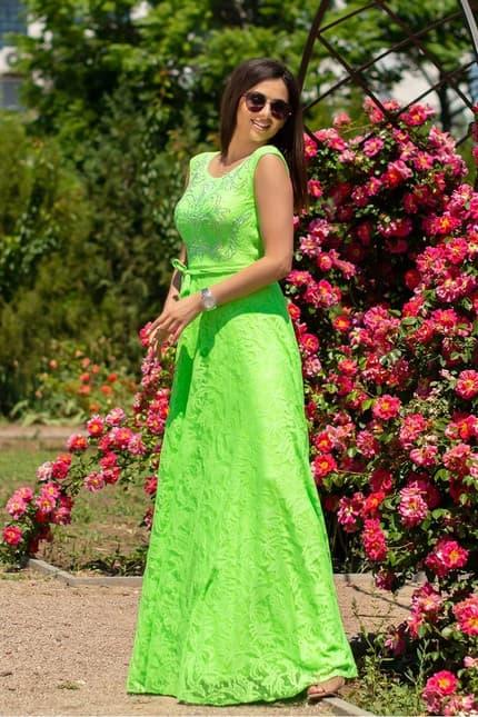 Вечернее платье 6110e, фото 3