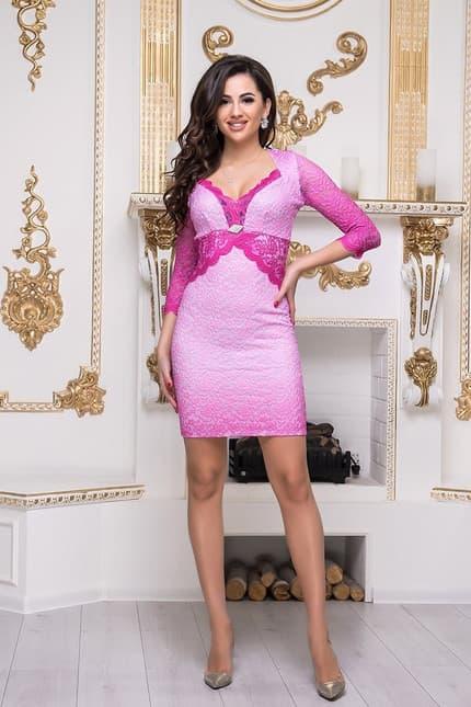 Коктейльное платье 4020e, фото 1