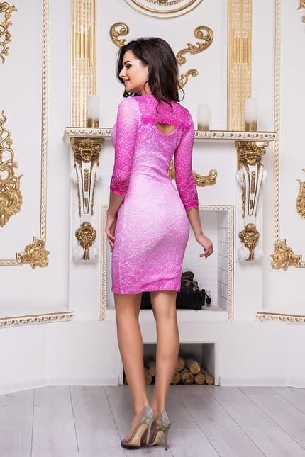 Коктейльное платье 4020e, фото 3