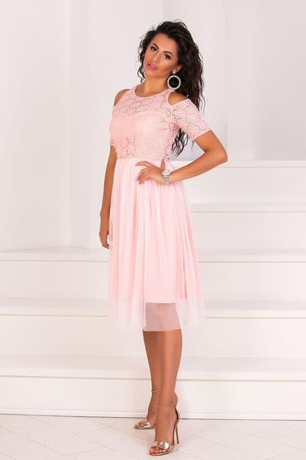 Коктейльное платье 8064e, фото 1