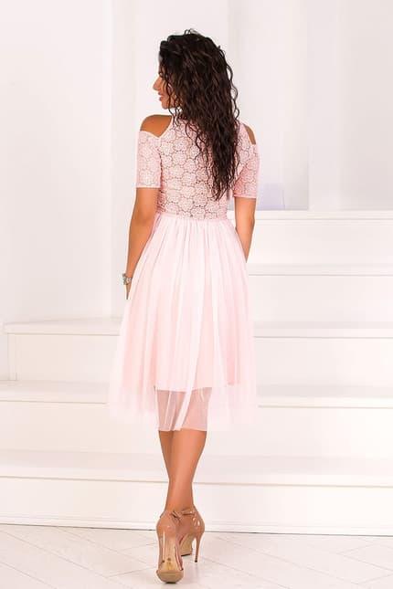 Коктейльное платье 8064e, фото 3