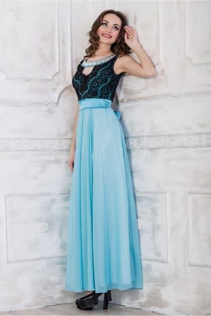 Вечернее платье 5061e, фото 3