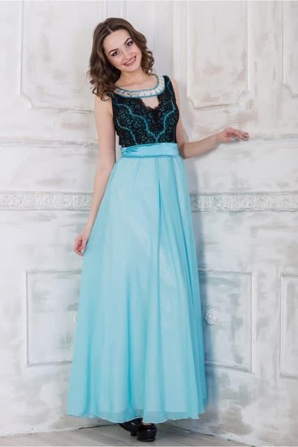 Вечернее платье 5061e, фото 4