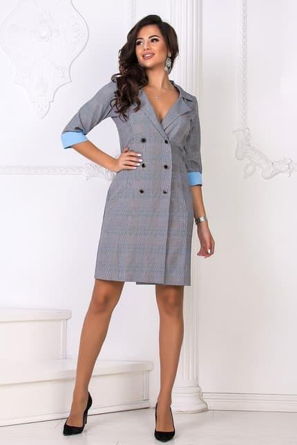 Повседневное платье 8156e, фото 2