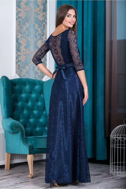 Вечернее платье 6207e, image 2