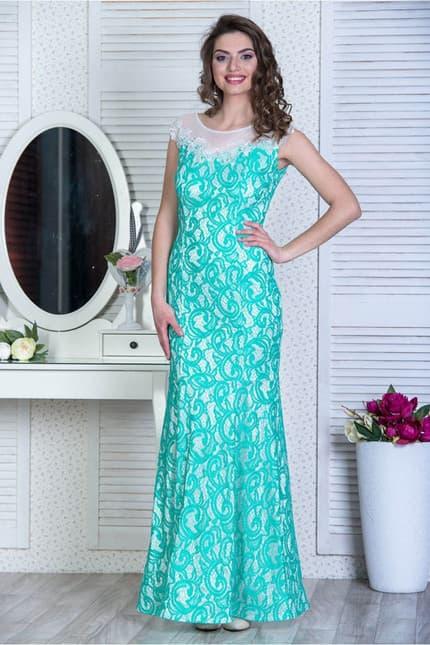 Вечернее платье 6066e, фото 1