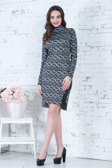 Повседневное платье 6292e, фото 1