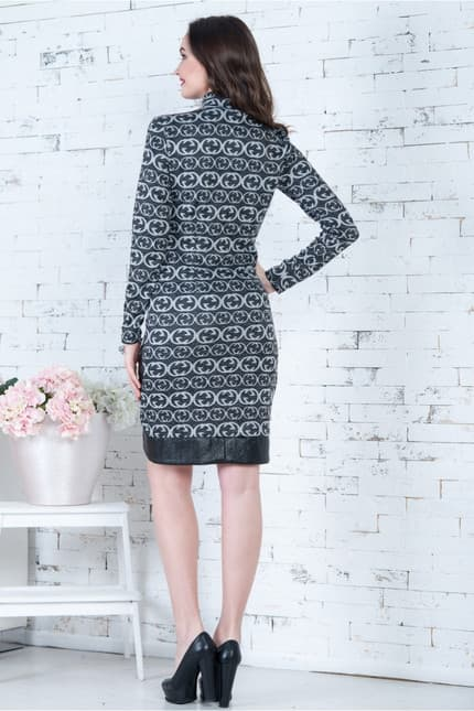 Повседневное платье 6292e, фото 2