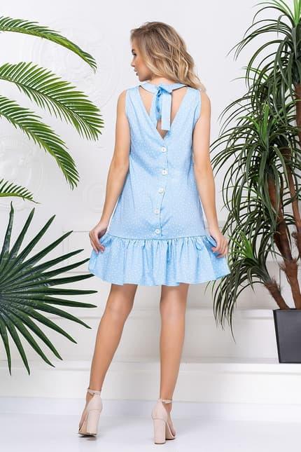 Повседневное платье 20088e, фото 2