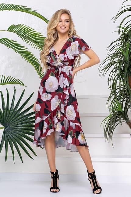 Повседневное платье Шарм, фото 1
