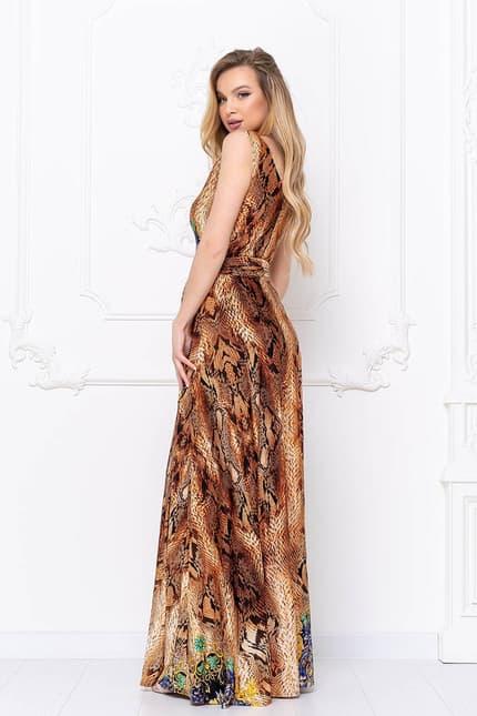 Вечернее платье Питон, фото 2