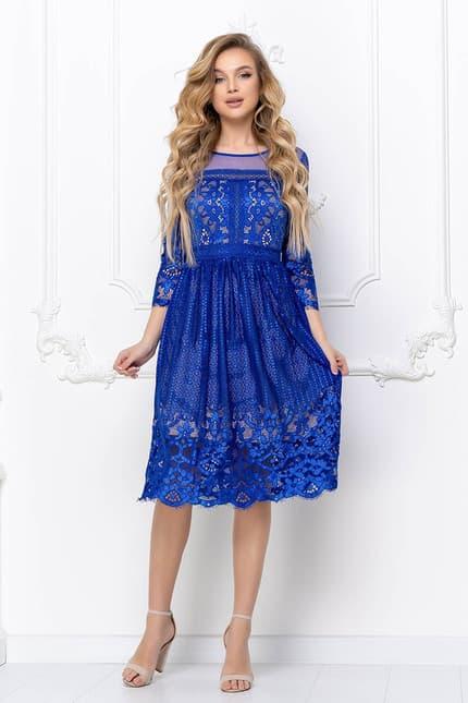 Коктейльное платье 8137e, фото 1