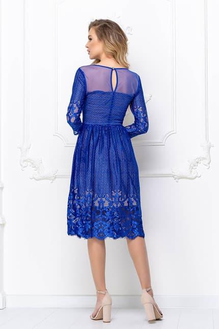 Коктейльное платье 8137e, фото 2