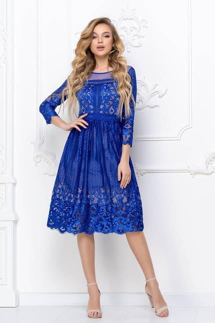 Коктейльное платье 8137e, фото 4